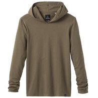 prAna Men's Hooded Long-Sleeve T-Shirt