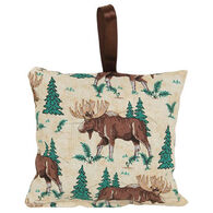 """Paine Products 3.5"""" x 3.5"""" Moose Balsam Hanger Pillow"""