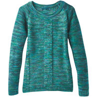 prAna Women's Kerrolyn Long-Sleeve Sweater