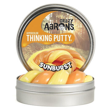 Crazy Aarons Hypercolor Sunburst Thinking Putty - 3.2 oz.