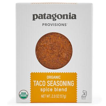 Patagonia Provisions Organic Taco Seasoning Spice Blend Packet