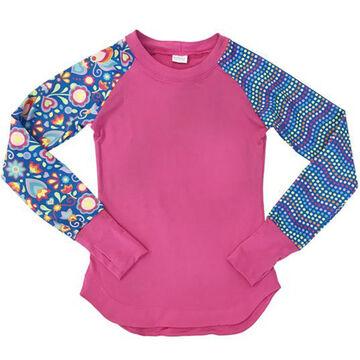 Chooze Girls Sportee Long-Sleeve Shirt