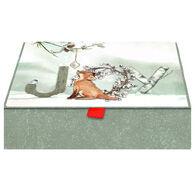 LPG Greetings JOY w/Keepsake Box Christmas Cards