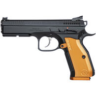 "CZ-USA CZ Shadow 2 Orange 9mm 4.89"" 17-Round Pistol"