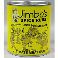 New England Cupboard Jimbo's Ultimate Spice Rub, 6.5 oz.
