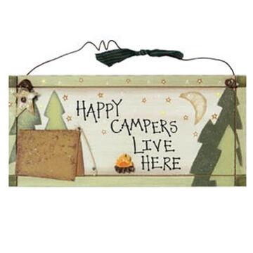 Ohio Wholesale Happy Camper Sign
