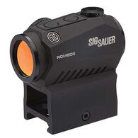 SIG Sauer Romeo5 1x20mm 2 MOA Red-Dot Sight