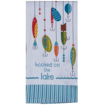 Kay Dee Designs Lake Life Terry Towel