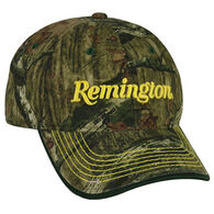 Outdoor Cap Men's Remington Mossy Oak Camo Cap