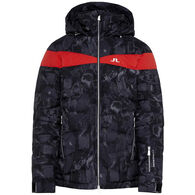 J.Lindeberg USA Men's Crillon 2-Ply Down Jacket