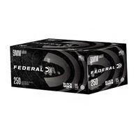 Federal Black Pack 9mm 115 Grain FMJ Handgun Ammo (250)