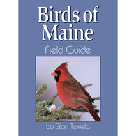 Birds of Maine Field Guide by Stan Tekiela