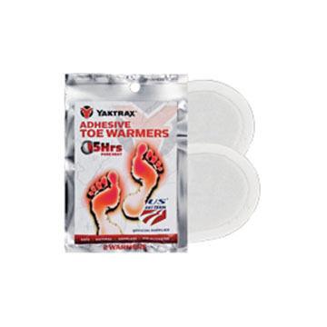 Yaktrax Adhesive Toe Warmer - 1 or 3 Pk.