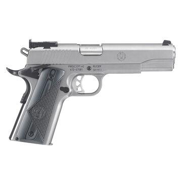 Ruger SR1911 G-10 45 Auto 5 8-Round Pistol