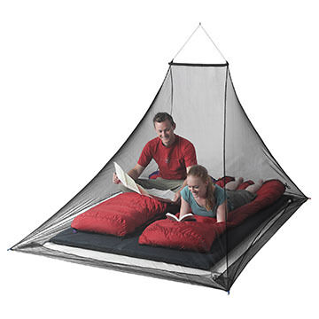 Sea to Summit Mosquito Pyramid Net Shelter w/ Insect Shield