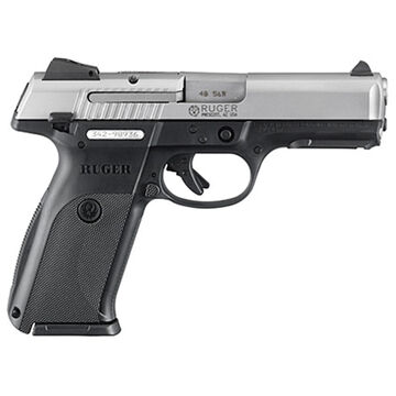 Ruger SR40 40 Smith & Wesson 4.14 15-Round Pistol