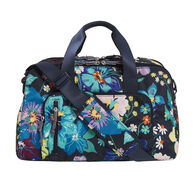 Vera Bradley Lighten Up Compact Weekender 18 Liter Travel Bag