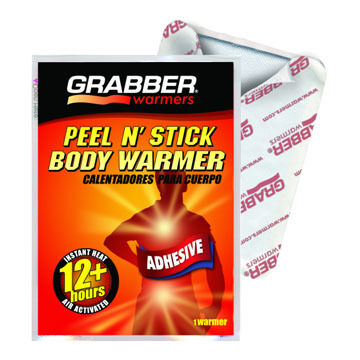 Grabber Peel N Stick Body Warmer