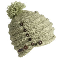 Turtle Fur Women's Nepal Acorn Knit Hat