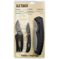 Old Timer Turkey Prep Kit