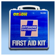 Orion Safety Products Offshore Sport Fisherman First Aid Kit