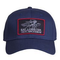 Grundens Men's Eat Lobster Wear Grundens Ball Cap