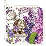 Michel Design Works Lilac And Violets Potholder