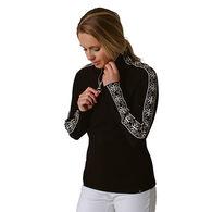 Krimson Klover Women's Slalom Quarter Zip Sweater