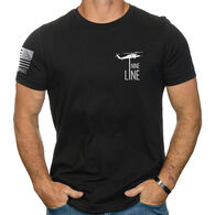 Nine Line Apparel Men's Breath Of Patriots v2 Short-Sleeve T-Shirt