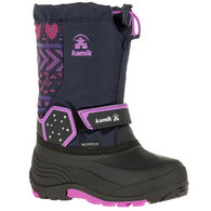 Kamik Youth Icetrack P Insulated Winter Boot