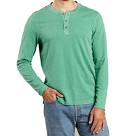 Toad&Co Men's Primo Henley Long-Sleeve Shirt