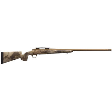 Browning X-Bolt Hells Canyon Speed Long Range McMillan 28 Nosler 26 3-Round Rifle