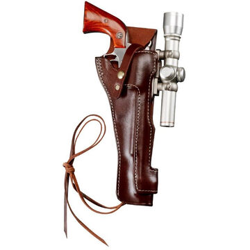 Triple K 485 Space Cowboy Ruger Redhawk Scoped Holster