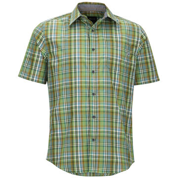 Marmot Mens Dobson Short-Sleeve Shirt