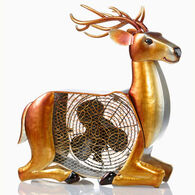 DECO BREEZE Figurine Fan - Deer