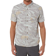 O'Neill Men's Seascape Short-Sleeve Shirt