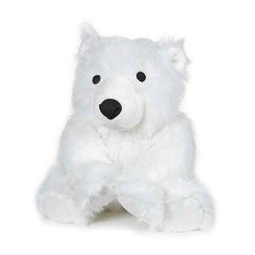 Grriggles Arctic Buddies XL Polar Bear Dog Toy