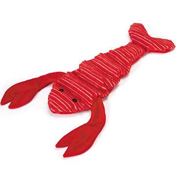 Grriggles Unstuffies Big Squeak Dog Toy