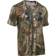 Under Armour Men's Big Logo Camo Tech Short-Sleeve T-Shirt