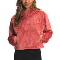 The North Face Women's Osito 1/4-Zip Hoodie