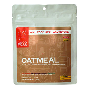Good To-Go Oatmeal - 1 Serving