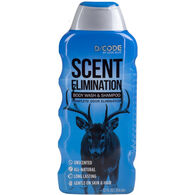 Code Blue D/Code Body Wash and Shampoo
