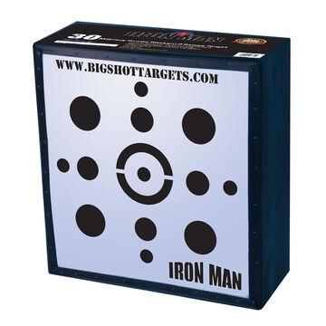 BIGshot Iron Man 30 Personal Range Target