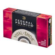 Federal Premium Vital-Shok 338 Federal 200 Grain Trophy Bonded Tip Rifle Ammo (20)