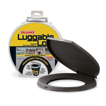 Reliance Luggable Loo Portable Toilet Seat Cover