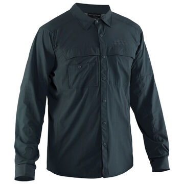 Grundens Mens Hooksetter Long-Sleeve Shirt