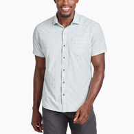 Kuhl Men's Intrepid Tapered Short-Sleeve Shirt