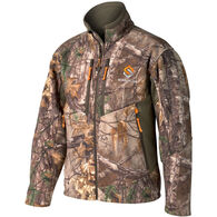 Scent-Lok Men's Covert Deluxe Windproof Fleece Jacket