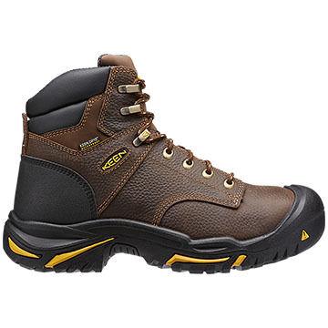 Keen Mens Mt. Vernon Mid Soft Toe Work Boot