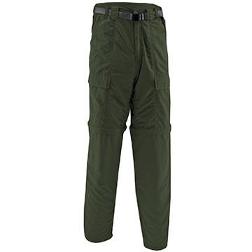 White Sierra Men's Convertible Trail Pant